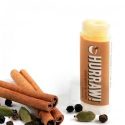 Hurraw lippenbalsem - Chai Spice