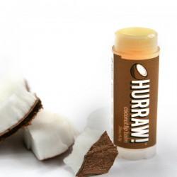 Hurraw lippenbalsem Coconut