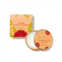 Pacifica Solid Parfum - Tuscan Blood Orange
