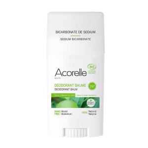 Acorelle deodorant lemon & green mandarine