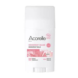 Acorelle Natuurlijke deodorant stick | parfumvrij