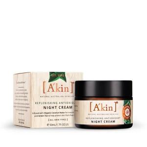 A'kin Replenishing Antioxidant Night Creme