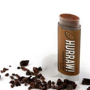 Hurraw lippenbalsem chocolate