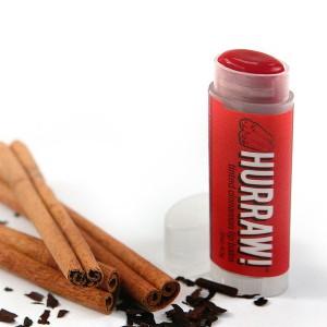 Hurraw lippenbalsem - Cinnamon