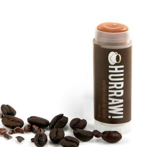 Hurraw lippenbalsem Coffee Bean