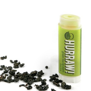 Hurraw lippenbalsem - Green Tea