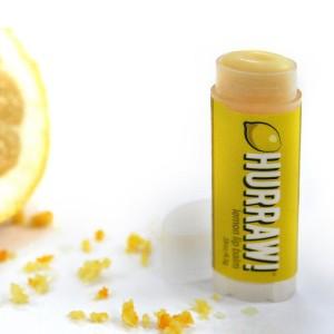 Hurraw lippenbalsem - Lemon