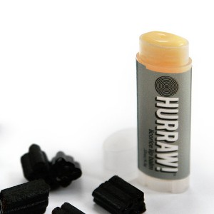 Hurraw lippenbalsem - Licorice