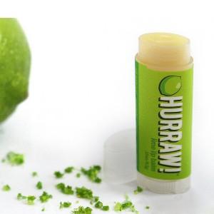 Hurraw lippenbalsem - Lime