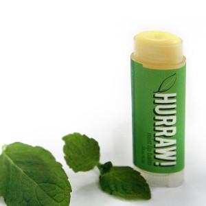 Hurraw lippenbalsem - Mint