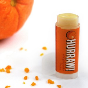 Hurraw lippenbalsem - Orange