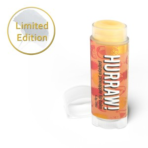 Hurraw! Papaya Pineapple - Limited Edition!