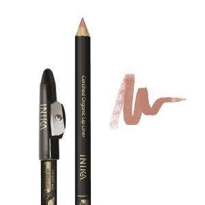 Inika Certified Organic Lip Liner - Nude Delight