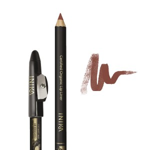 Inika Certified Organic Lip Liner - Safari