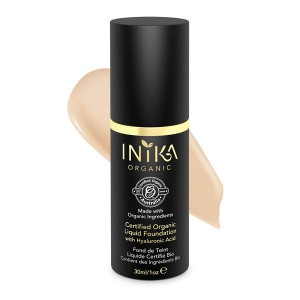 INIKA Certified Organic Liquid Foundation - Nude