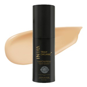 Inika liquid foundation - Honey