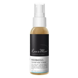 Less is More Mascobado gel 50 ml