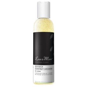 Less is More Bodywash Grapefruit & Cardamom