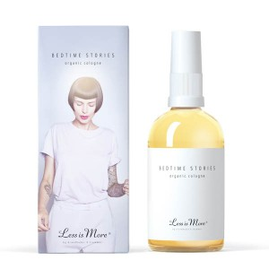Less is More Organic Cologne - Bedtime Stories