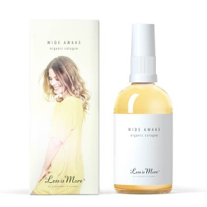 Less is More Organic Cologne - Wide Awake