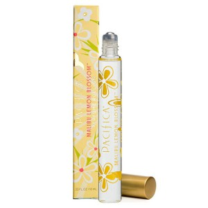 Pacifica Roll-on Perfume - Malibu Lemon Blossom