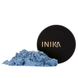 Inika Mineral Eyeshadow - Blue Steel