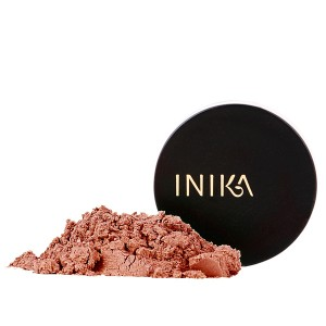 Inika Mineral Eyeshadow - Burnt Sienna