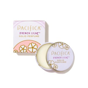Pacifica Solid Parfum - French Lilac