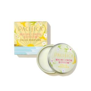 Pacifica Solid Parfum - Malibu Lemon Blossom