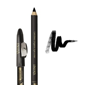 Inika eyeliner - Black Caviar