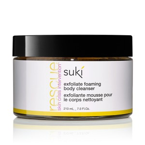 Suki Exfoliate Foaming Body Cleanser