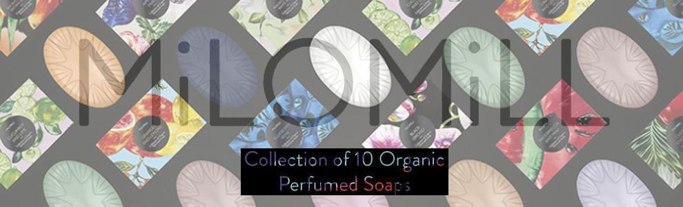 MiloMill organic soap