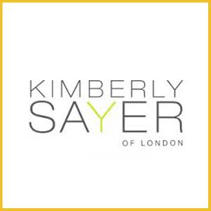 Kimberly Sayer of London