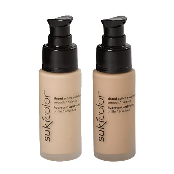 Suki Active tinted moisturizer